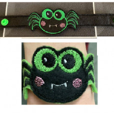 Spider Light Up Wrist Strap