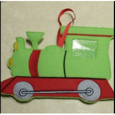 Steam Train Treat Bag