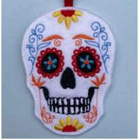 Sugar Skull Hanger 1
