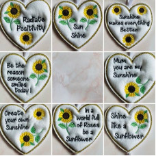 Sunflower Hearts