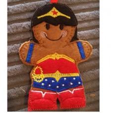 Super Ginger Girl 1