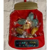 Sweet Jar Treat Bag