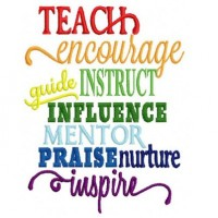 Teach Encourage 2