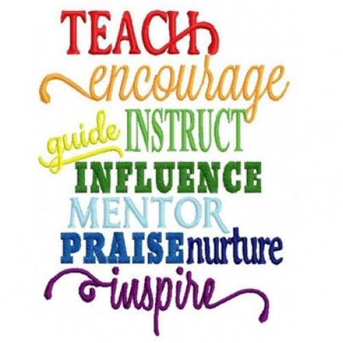 Teach Encourage 2