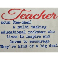 Teacher Noun