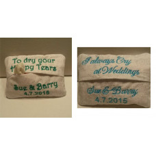 Tissue holders – Wedding