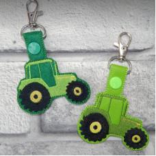 Tractor Key Tab