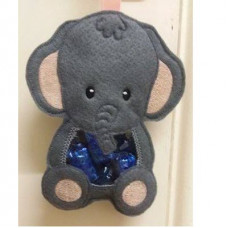 Elephant Treat Bag