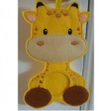 Giraffe Treat Bag
