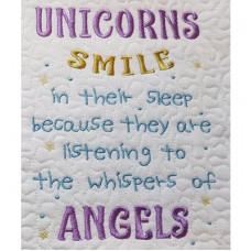 Unicorns Smile Verse
