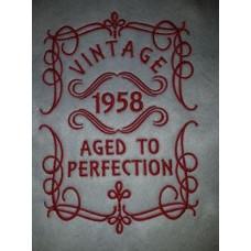 Vintage Age Frame