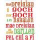 Welsh (6)