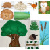 Woodland Animals Addon Set