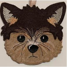 Yorkshire Terrier Hanger