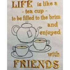 Life is like Tea